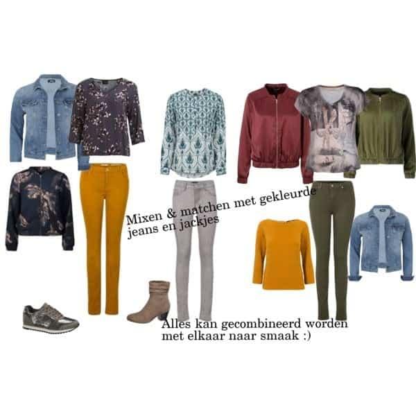 Collage inspiratie broeken