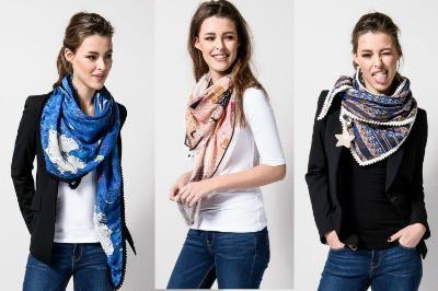 POM Amsterdam sjaals