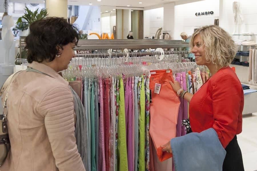 personal-shopper-winkelen met een stylist