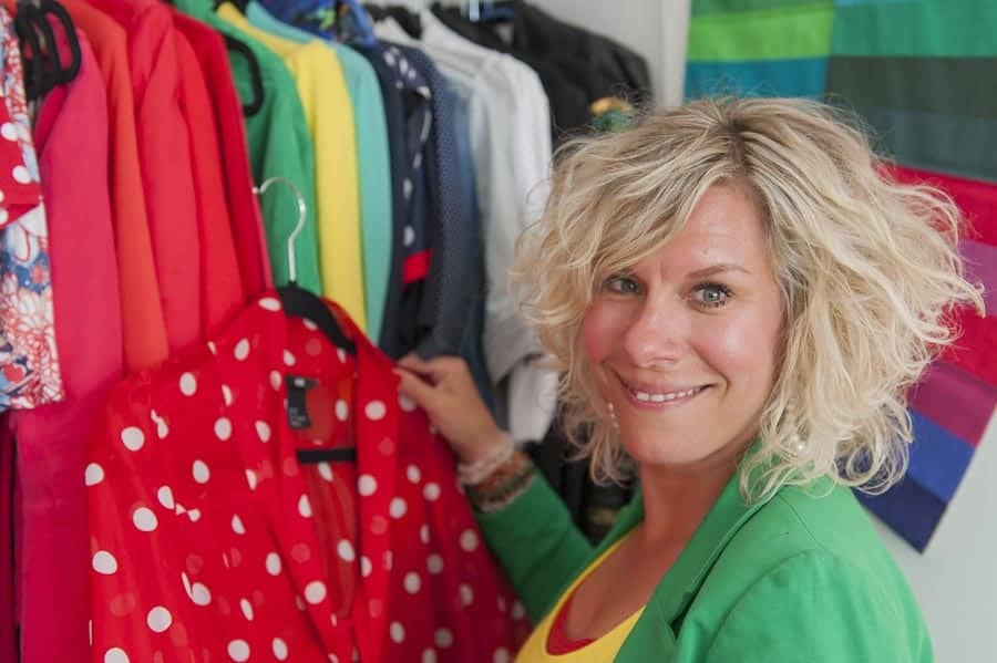 kleur-, kleding- en stijladvies van personal shopper en stylist Céline