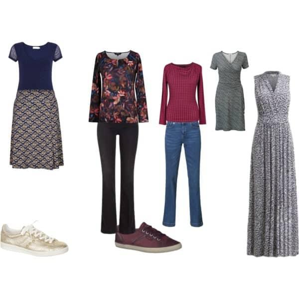 Nog meer kledingcombinaties van Janneke