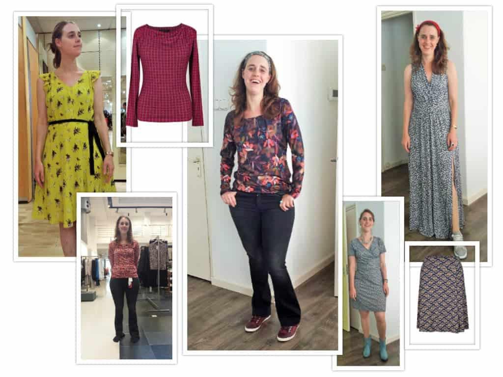 De nieuwe kledingcombinaties van Janneke