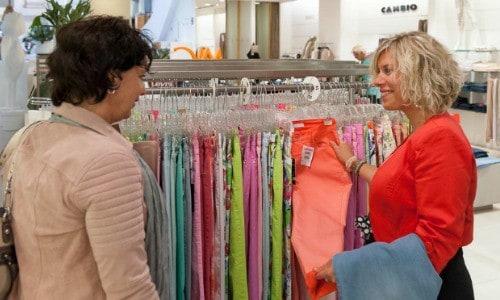 personal shoppen met je eigen stylist