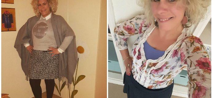 Wat draag je als je gewicht verliest