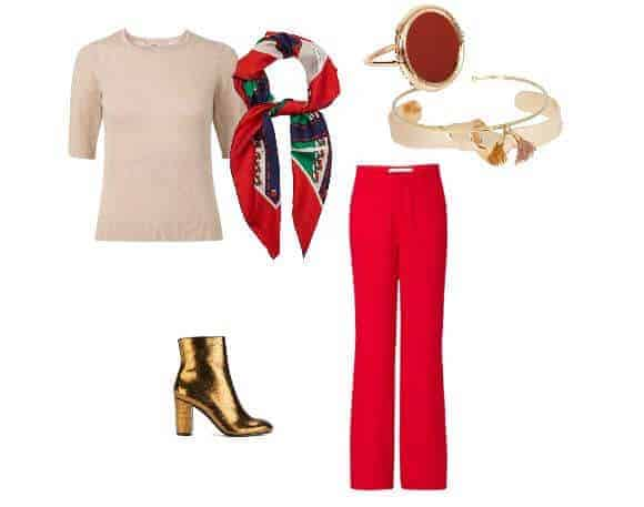 Sixties-feestoutfit-kleding