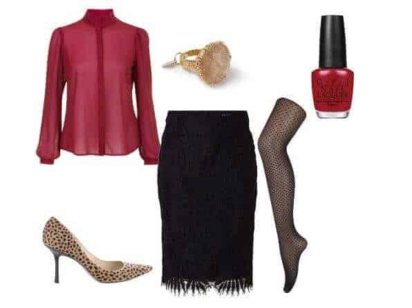 Verleidelijke-feestoutfit-kleding
