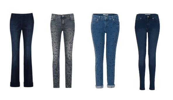 Jeans als basisstuk
