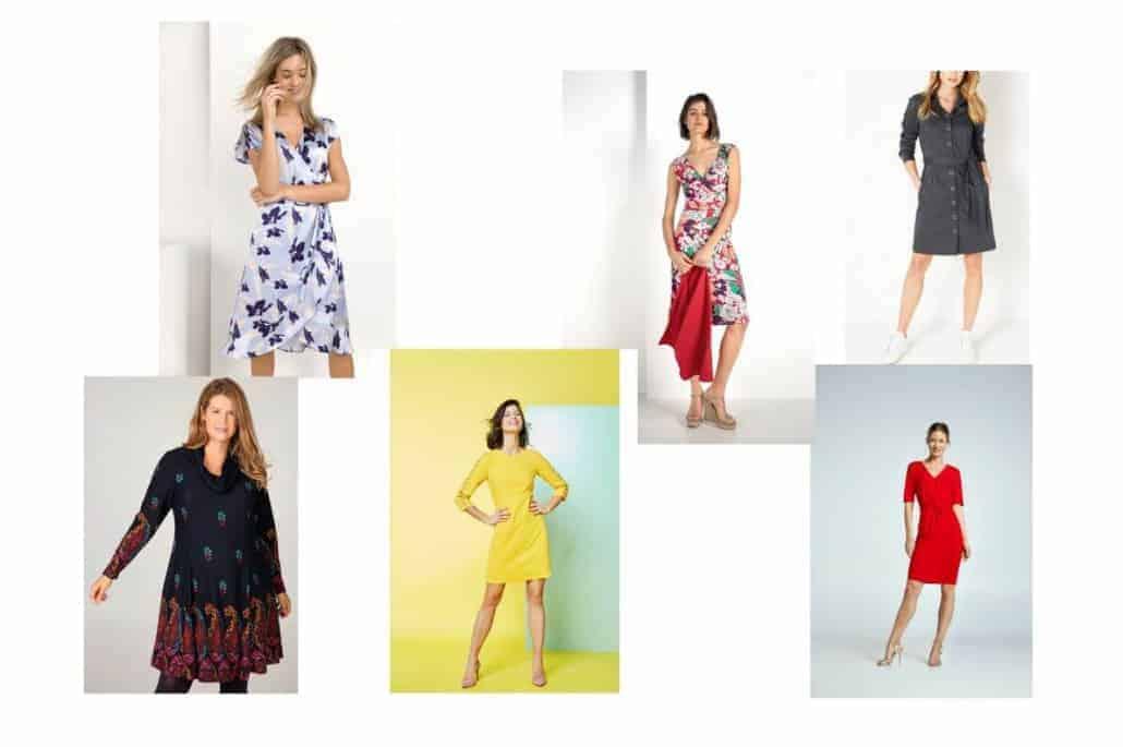 Wat is de meest gangbare lengte van een jurk