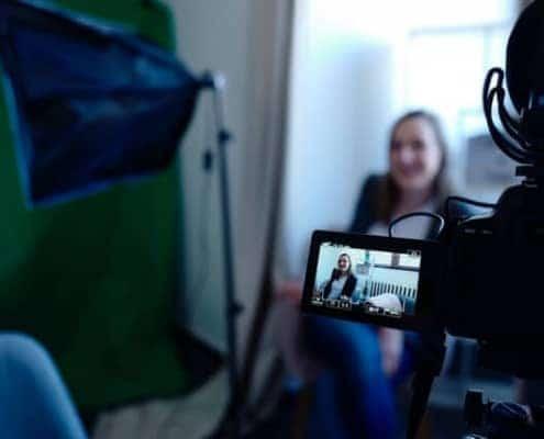 Wat draag je op video's als zelfstandig ondernemer of zzp'er
