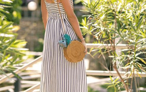 Kledingtips om een lange jurk te dragen