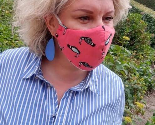 handige tips voor het dragen van een mondkapje