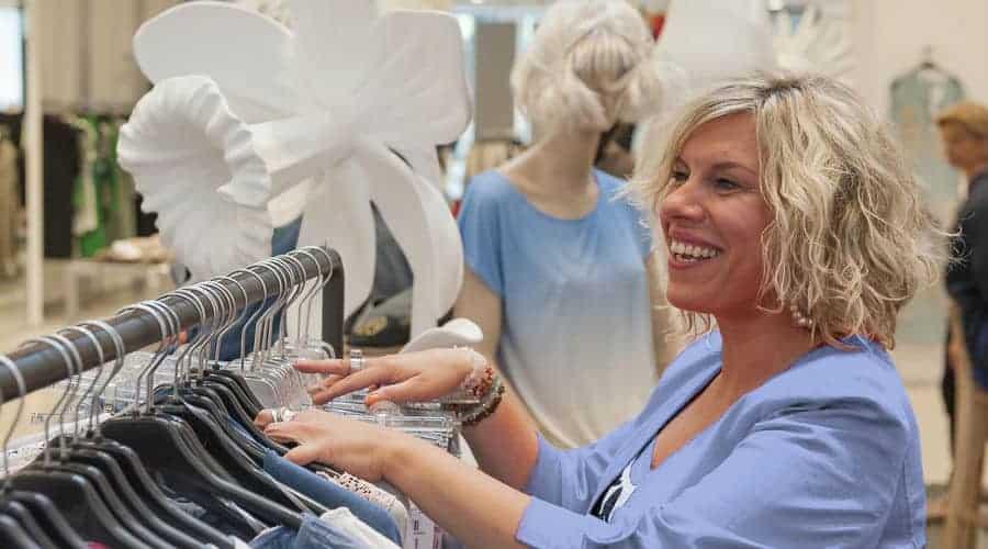 persoonlijk kledingadvies van stijlcoach en personal shopper celine rohrer