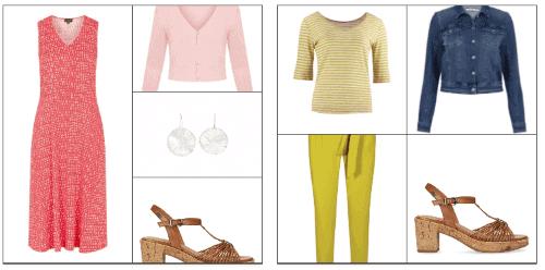 1 kledingstuk meerdere combinaties